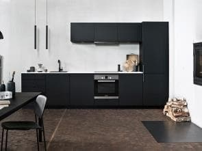 Bordo Black Kitchen