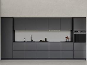 ชุดครัว Tinta Dark Grey