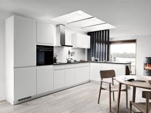 Linea White Kitchen