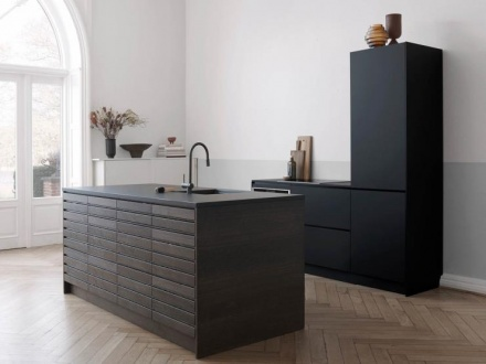 Cima Dark Oak Kitchen