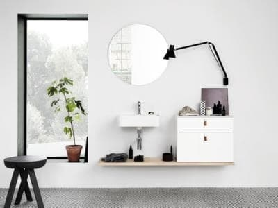 Bianco Bathroom